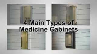 Guide To Selecting Medicine Cabinets From Zenith Products