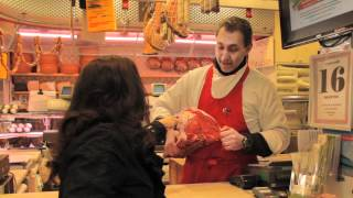 A Tuscan Moment: The Italian Butcher