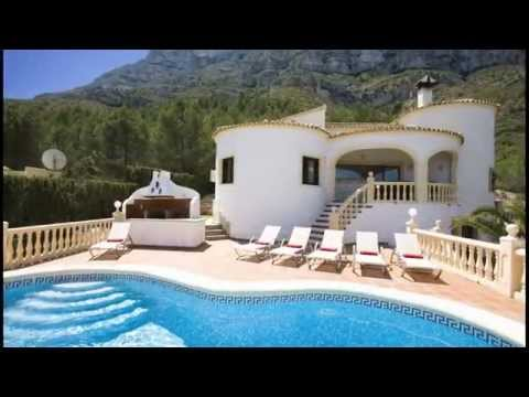 Rental Villa in Denia, Costa Blanca, Spain : Villa Salome 10