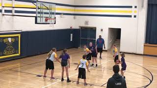 6th Grade Y Basketball - Game #2 Highlights