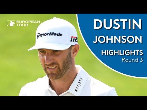 Dustin Johnson Highlights | Round 3 | 2019 Saudi International