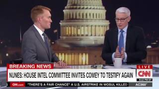 Senator Lankford Discusses Intel Committee Processes on CNN's AC360