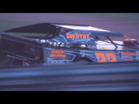 1/2 ABC Raceway Modified Heat 5-21-16 Jeff Spacek