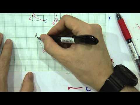 SPM - Modern Maths - Form 5 - Transformation - Rotation 1