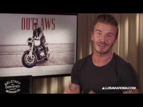 A sneak peak of David Beckham – The Interview