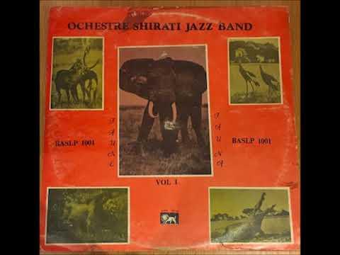 Orchestre Shirati Jazz Band - Kiseru, Parts 1 and 2 (Kenya)