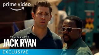 Tom Clancy's Jack Ryan - Behind The Scenes: Debriefing | Prime Video