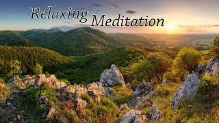 Relaxing Meditation Music, Stress Relief, Massage, Spa, Healing Therapy