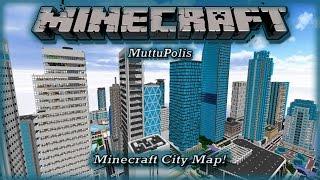 minecraft map modern pc amazing