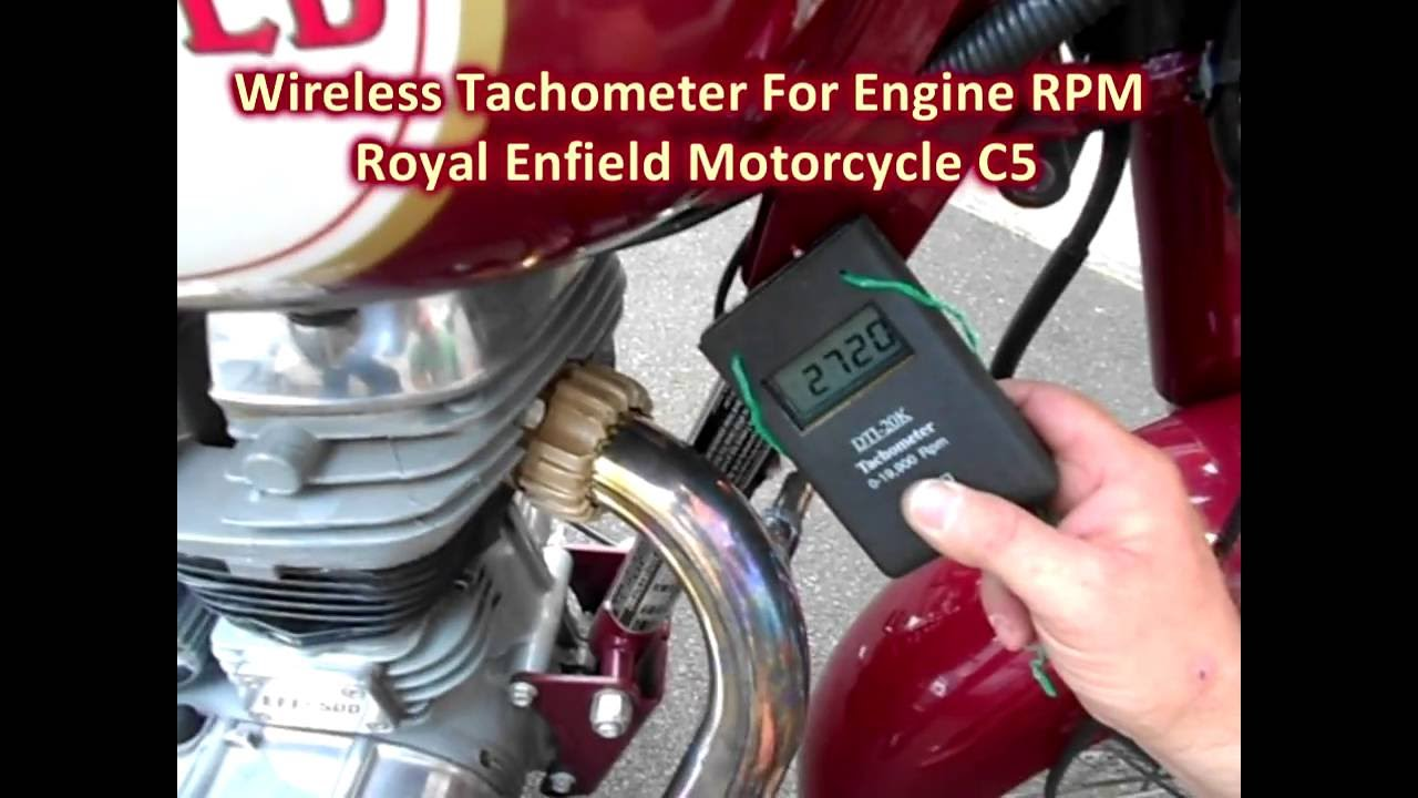 Wireless Rpm Meter Wire Center Rts2 Vintage Recorder Electrical Circuit Diargam Binatanicom Tachometer Tech Tach For Checking Idle Of Motorcycle Rh Youtube Com Car