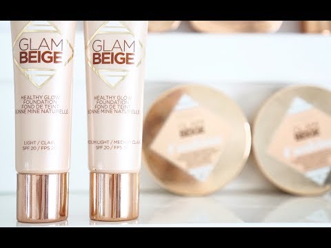 FIRST IMPRESSIONS -  L'Oreal Paris Glam Beige Serie
