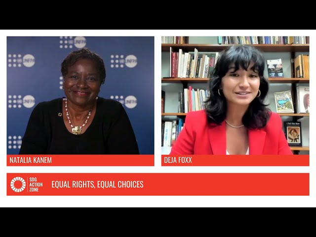 In Conversation – Equal Rights, Equal Choices
