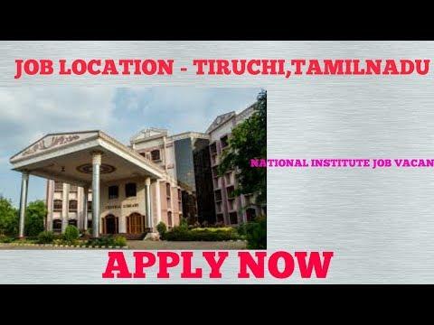 Jobs in Tamilnadu