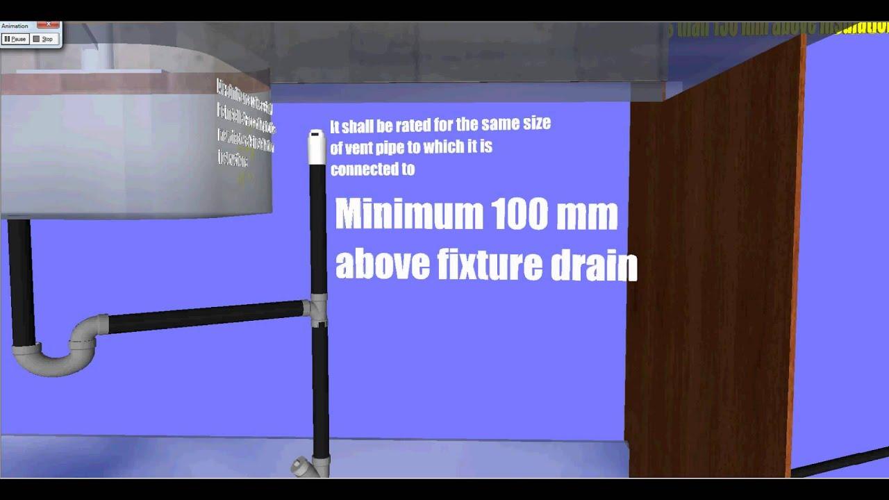 Sait Plumbing Air Admittance Valves