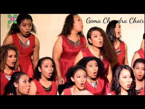 Gema Chandra In Bali International Choir Festival