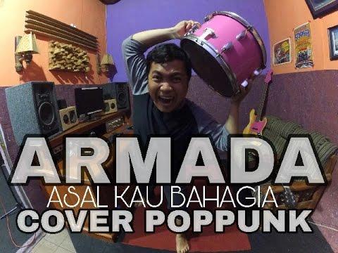 ARMADA - ASAL KAU BAHAGIA - COVER POPPUNK