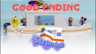 🌴 Stranded🌴 - GOOD ENDING l Full Playthrough l ROBLOX
