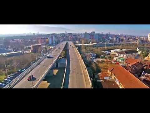 """Мостът """"Чавдар"""" - София, кв. Хаджи Димитър"""
