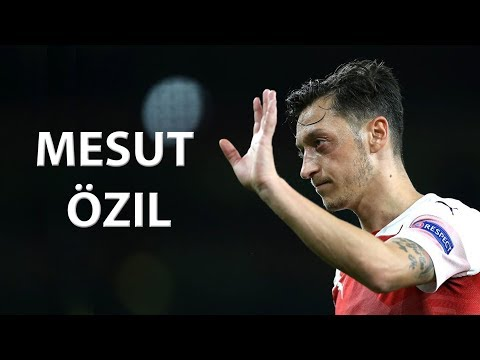 Mesut Özil - Best Arsenal Passes Ever