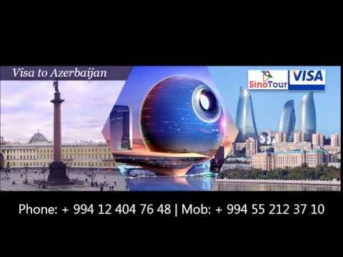 how to apply Visa to Azerbaijan