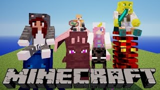 "Minecraft | ""Halloween Special"" 