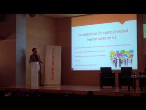"Ecommerce Tour Valencia ""Keynote e-Logistics: La experiencia de la expectativa"""