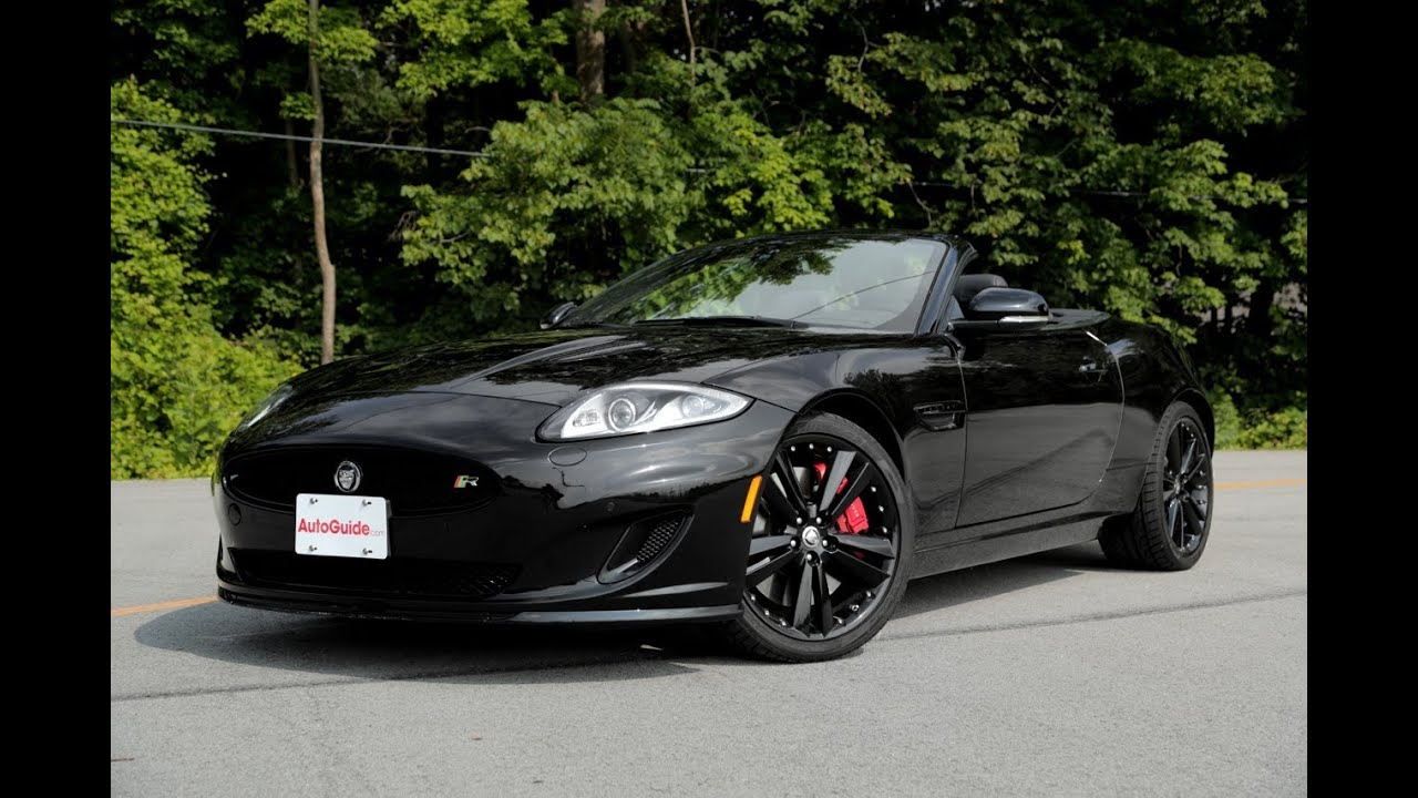 2014 Jaguar XKR   Review   YouTube