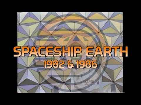 Spaceship Earth 1982 & 86   Martins Complete Ultimate Tribute
