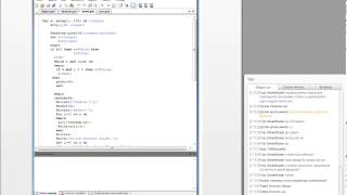 Основы алгоритмизации и программирование. Процедуры и функции.