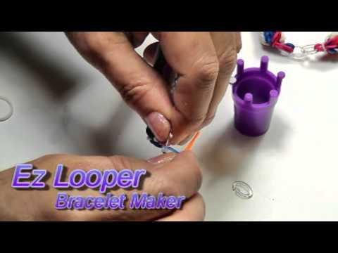 Ezlooper Bracelet Maker Intro Youtube