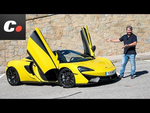 McLaren 570S Spider | Prueba / Test / Review en español | coches.net