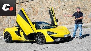 McLaren 570S Spider   Prueba / Test / Review en español   coches.net