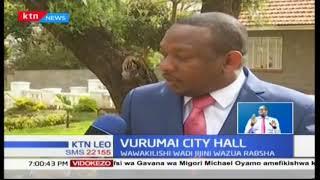 Gavana wa Nairobi Mike Sonko: Sijahusika kwa yale masaibu yanayomkumba Spika | KTN Leo