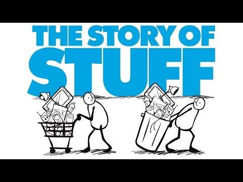 Die Geschichte von Zeug  (The Story of Stuff) (Deutsch)