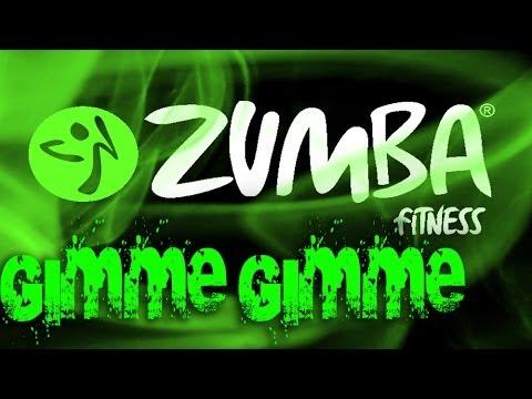 Lui Zumba: Beenie Man - Gimme Gimme Gimme (Reggae + Halldance)