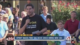 Sprint CEO unveils new pricing plan