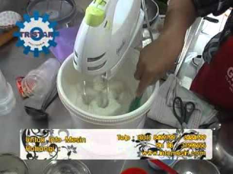 Demo Mixer Roti