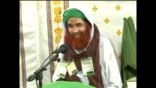 Molana Ilyas Qadri identify Naat Khawan Mistakes in Mufti Azam Hind Kalam