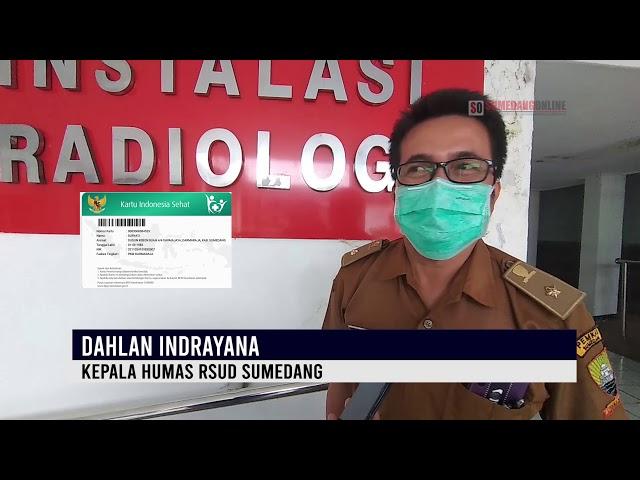 Suryati Penderita Kanker Payudara Mulai Dilakukan Pemeriksaan di RSUD Sumedang