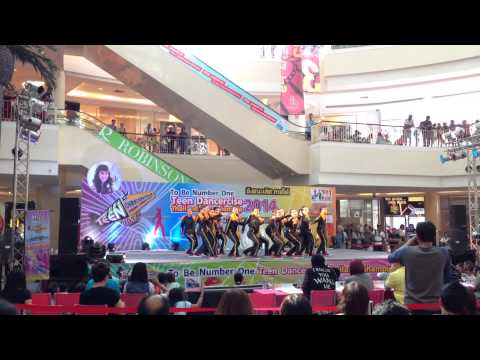Zigma Crew To Be Number One Dancercise ภาคใต้ 2014