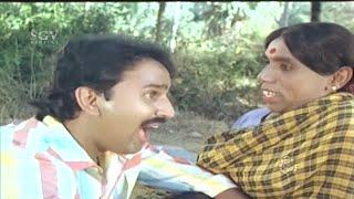 ನನ್ನ ಮಗಳು ನನ್ನ ಹಂಗೆ ಇದಾಳೆ, ಮೀಸೆ ಒಂದಿಲ್ಲ | Ramesh Aravind Comedy Scenes | Panchama Veda Kannada Movie