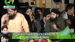 Taiba Ke Jane Wale - Owais Raza Qadri - Mehfil At Griffan Ground Lahore 22 october 2011