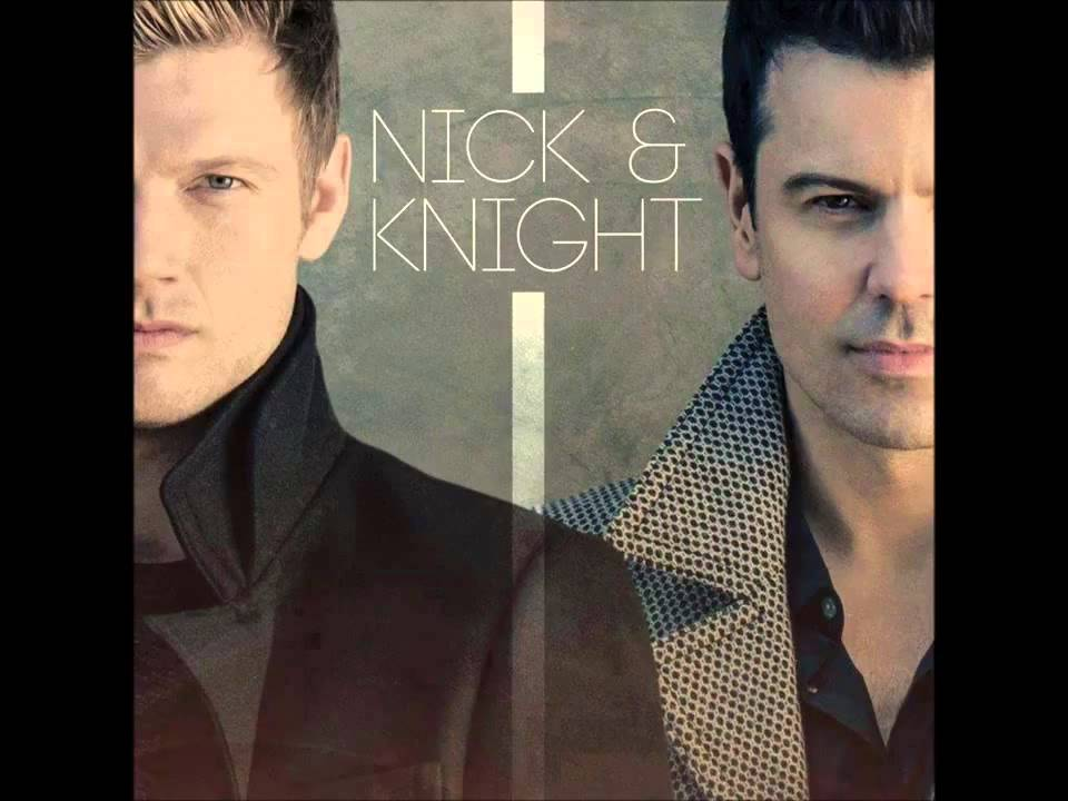 jordan knight and nick carter