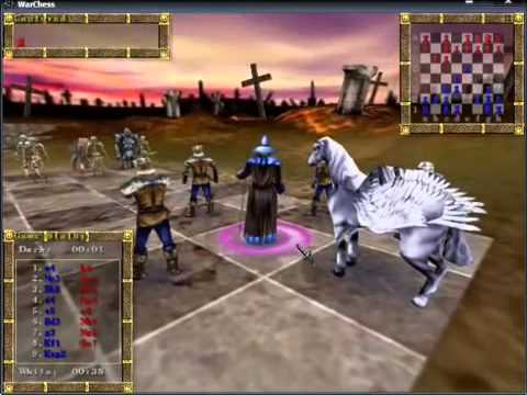 War Chess Mortal Kombat