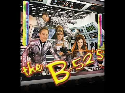 The B-52's Cosmic Thing
