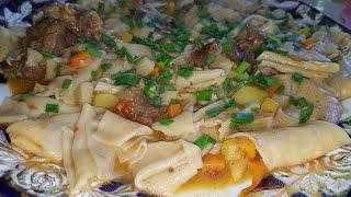Гульчетай - Попробовав раз это блюдо вы будете готовить его всегда.  #ашкана#гюльчетай#рецептуулкан#