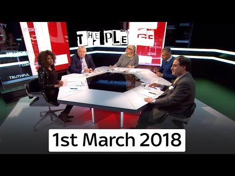 The Pledge | 1st March 2018