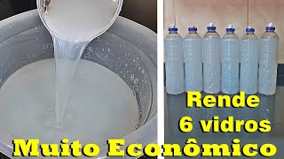 Aprenda a Multiplicar  Detergente de Coco – Rende Muito