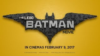 Repeat youtube video THE LEGO BATMAN MOVIE - Official Trailer