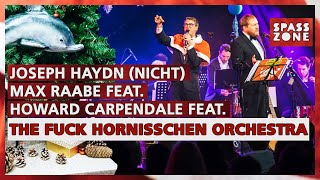 The Fuck Hornisschen Orchestra – Der Christbaum ist der schönste Baum